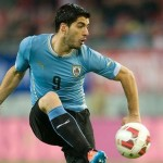 Luis Suarez Optimis Dapat Tekuk Timnas Inggris