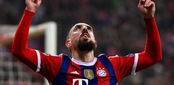 Frank Ribery Miliki Kans Miliki Karir Di Luar Benua Eropa