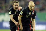 Pep Guardiola Berikan Pujian Pada Arjen Robben Serta Mehdi Benatia