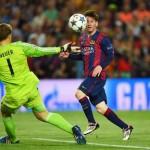 Lionel Messi Adalah Unggulan Pertama Dalam Bursa Pencetak Gol