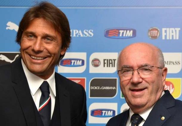 Italia Bakal Segera Perbarui Kontrak Antonio Conte